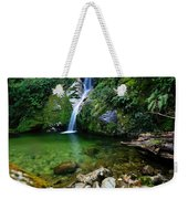 New Zealand Mountain Pure Weekender Tote Bag