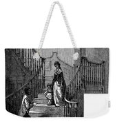 Newark Schuyler Mansion Weekender Tote Bag