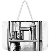 Newcomens Steam Engine, 18th Century Weekender Tote Bag