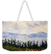 Newfoundland Up The West Coast Weekender Tote Bag