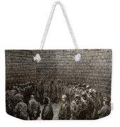 Newgate Prison Exercise Yard Weekender Tote Bag