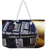 Newly Discovered Planet Uranalky Weekender Tote Bag