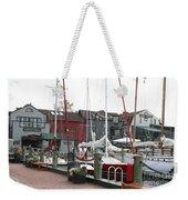 Newport  -  Rhode Island Weekender Tote Bag