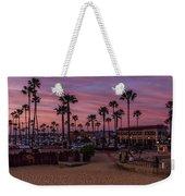 Newport Beach Sunset Weekender Tote Bag