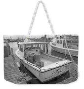 Newport Rhode Island Harbor Iv Weekender Tote Bag