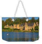 Newstead Abbey Gatehouse Weekender Tote Bag