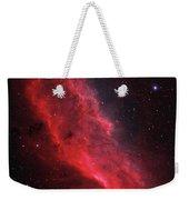 Ngc 1499, The California Nebula Weekender Tote Bag