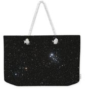 Ngc 457, The Owl Cluster Weekender Tote Bag