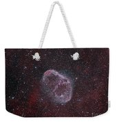 Ngc 6888, The Crescent Nebula Weekender Tote Bag