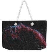 Ngc 6992, The Eastern Veil Nebula Weekender Tote Bag