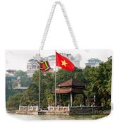 Ngoc Son Temple  01 Weekender Tote Bag