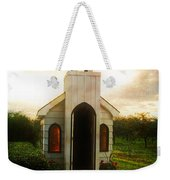 Niagara Church Weekender Tote Bag