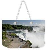 Niagara Falls - New York Weekender Tote Bag