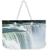 Niagara Falls 3 Weekender Tote Bag