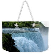Niagara Falls American Side Weekender Tote Bag