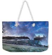 Niagara Falls Dramatic Panoramic Scenery Weekender Tote Bag