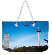 Niagara Landmarks Weekender Tote Bag