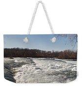 Niagara Rapids Weekender Tote Bag