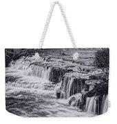 Niagara River Falls Weekender Tote Bag