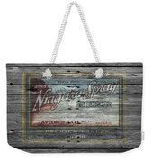 Niagara Spray Beer Weekender Tote Bag