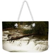 Niagra River Just Before The Falls Weekender Tote Bag