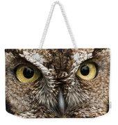 Nice Eyes Weekender Tote Bag
