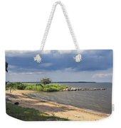 Nice Little Cove Weekender Tote Bag