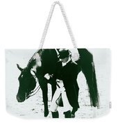 Nice Ride Weekender Tote Bag