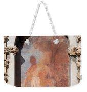 Niche Fresco In Real Alcazar Of Seville Weekender Tote Bag