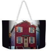 Nicolson Store Weekender Tote Bag
