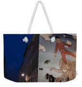 Nic's Dreams Weekender Tote Bag by Juli Scalzi