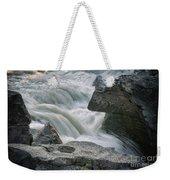 Nigel Creek Cascades Weekender Tote Bag