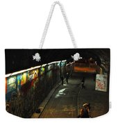 Night Activity Weekender Tote Bag