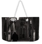 Night Appointment Weekender Tote Bag