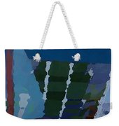 Night At Granville Island Weekender Tote Bag