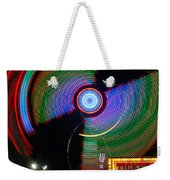 Night At The Fair Weekender Tote Bag