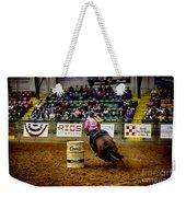 Night At The Rodeo V23 Weekender Tote Bag
