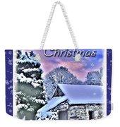 Christmas Card 28 Weekender Tote Bag