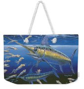 Night Broadbill Off0068 Weekender Tote Bag