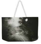 Night Driving On The Bells Line Of Road Weekender Tote Bag