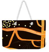 Night Driving With Off Ramps Weekender Tote Bag