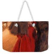 Night Effect Weekender Tote Bag