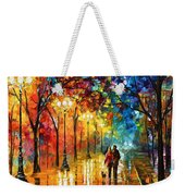 Night Fantasy Weekender Tote Bag