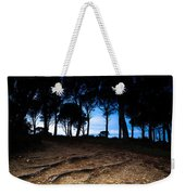 Night In The Forest Weekender Tote Bag
