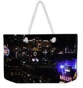Night In Vegas 2008 Weekender Tote Bag