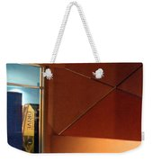 Night Interior With Window Weekender Tote Bag by Ben and Raisa Gertsberg