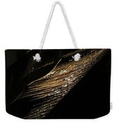 Night Leaves Weekender Tote Bag