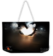 Night Life Love Weekender Tote Bag