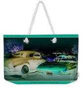 Night Lights With The Classics Weekender Tote Bag