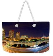 Night Moves 2-boston Weekender Tote Bag by Joann Vitali